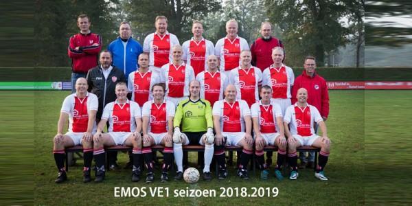 EMOS veteranen lopen voor Join4Energy