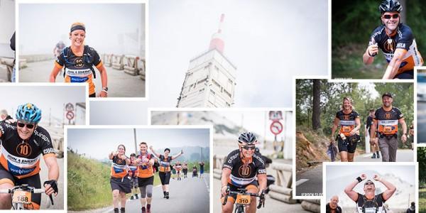 Alternatieve Challenge Mont Ventoux